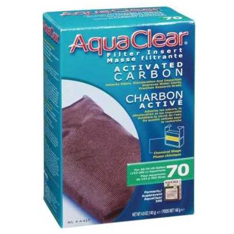 AquaClear AC 70 aktívne uhlie