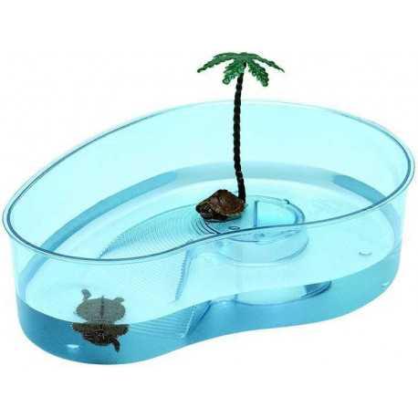 Bazénik pre korytnačky 26,5x20x12,5cm