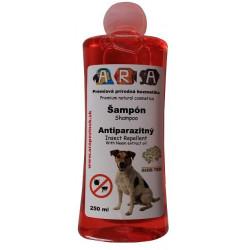 ARA Šampón antiparazitný s Neem