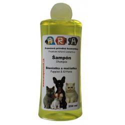 ARA Šampón pre šteniatka a mačiatka