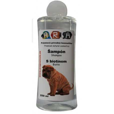 ARA Šampón s biotínom