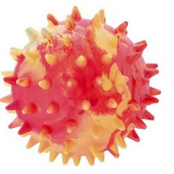 Lopta pichľavá parfémovaná z tvrdej gumy 4,5cm