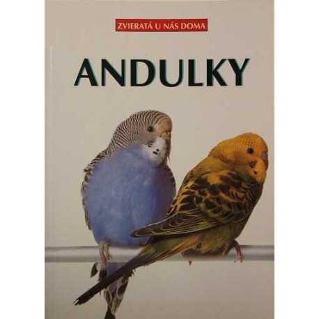 Andulky - Zvieratá u nás doma