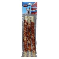 Dentafun tyčinka obalená kuracím mäsom 28cm/3ks