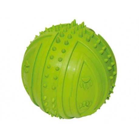 C6098586 Tvrdšia pískacia lopta 9,5cm