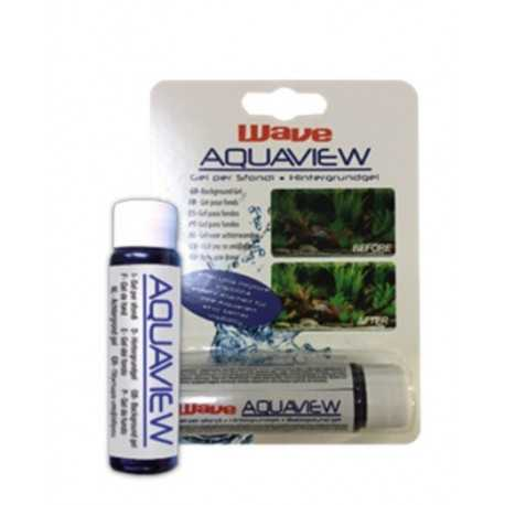 AquaView gél na pozadie