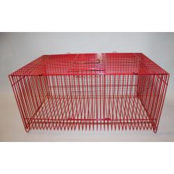 Prepravka červená 29x18x14cm