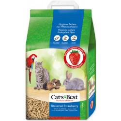 Cats Best UNIVERSAL JAHODA 10 L / 5,5 kg - pelety