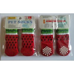 Ponožky Melón- S, M, L, XL