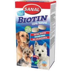Sanal Biotín-kalciové tablety 4x100tbl