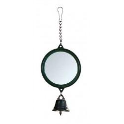 Plastové zrkadielko so zvoncom 7cm