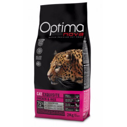 OPTIMAnova Cat Exquisite 2 kg