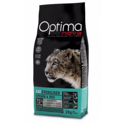 OPTIMAnova Cat Sterilised 2 kg