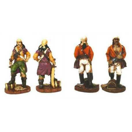 Piráti 3,5x3,2x6,5cm