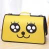 Prepravná taška 43x20x27cm žltá