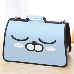 Prepravná taška 43x20x27cm modrá