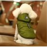 Nepremokavá bunda Nice zelená