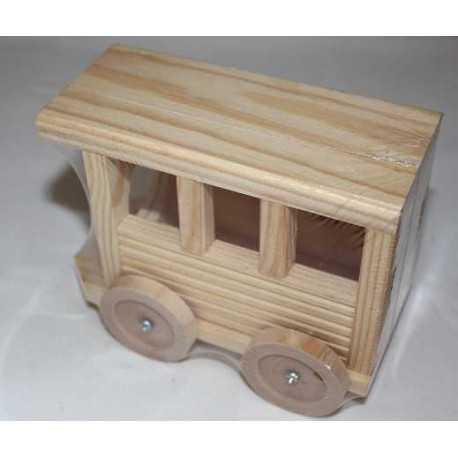 Vagón 14,5x8,5x11cm