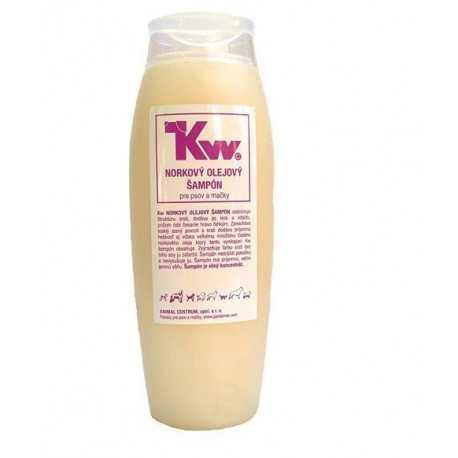 KW Norkový olejový šampón