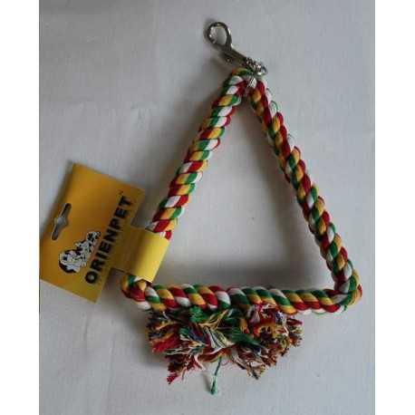 Hračka lanová 22x22x18cm