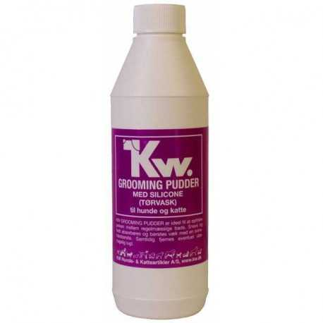 Kw Grooming puder SILICONE