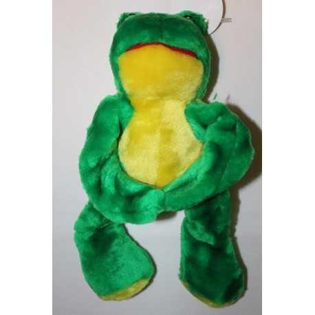 Plyšová žaba