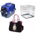 Prepravky a tašky pre psa